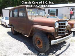 Picture of '51 Jeep Wagon - QC04