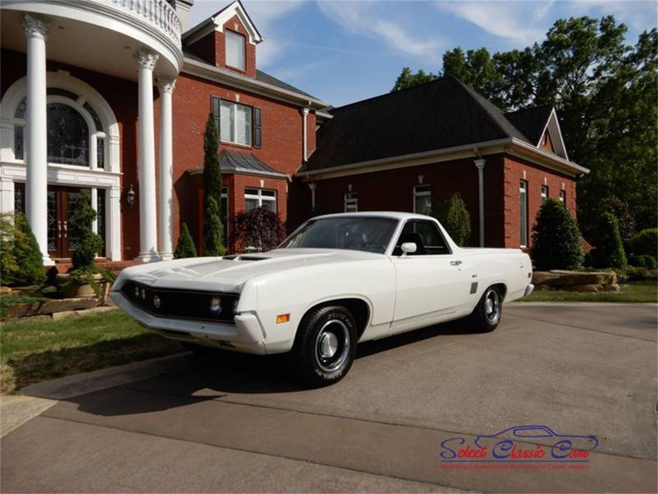 Large Picture of '70 Ranchero - QC08