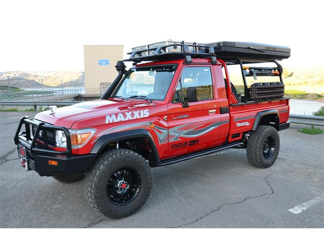 Picture of '93 Land Cruiser FJ - QC0D