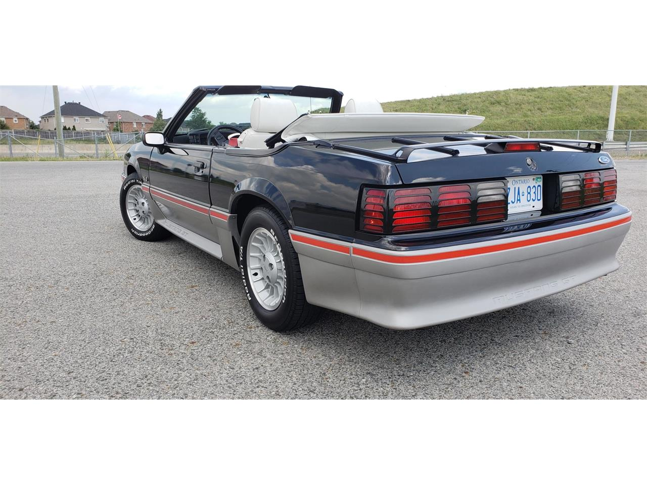 Large Picture of '89 Mustang - QC0T