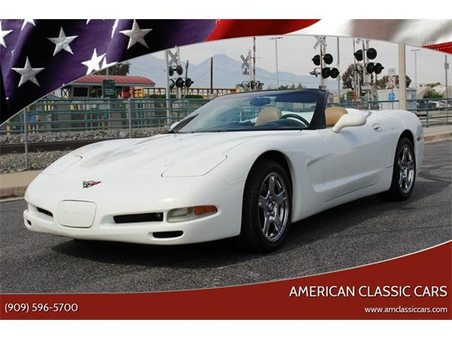 Picture of '99 Chevrolet Corvette located in California Offered by  - QC0U