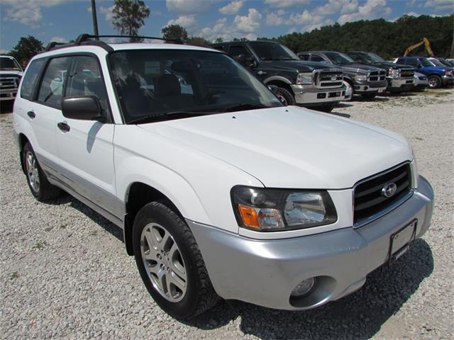 Picture of 2005 Forester located in Florida - $5,500.00 Offered by  - Q60X