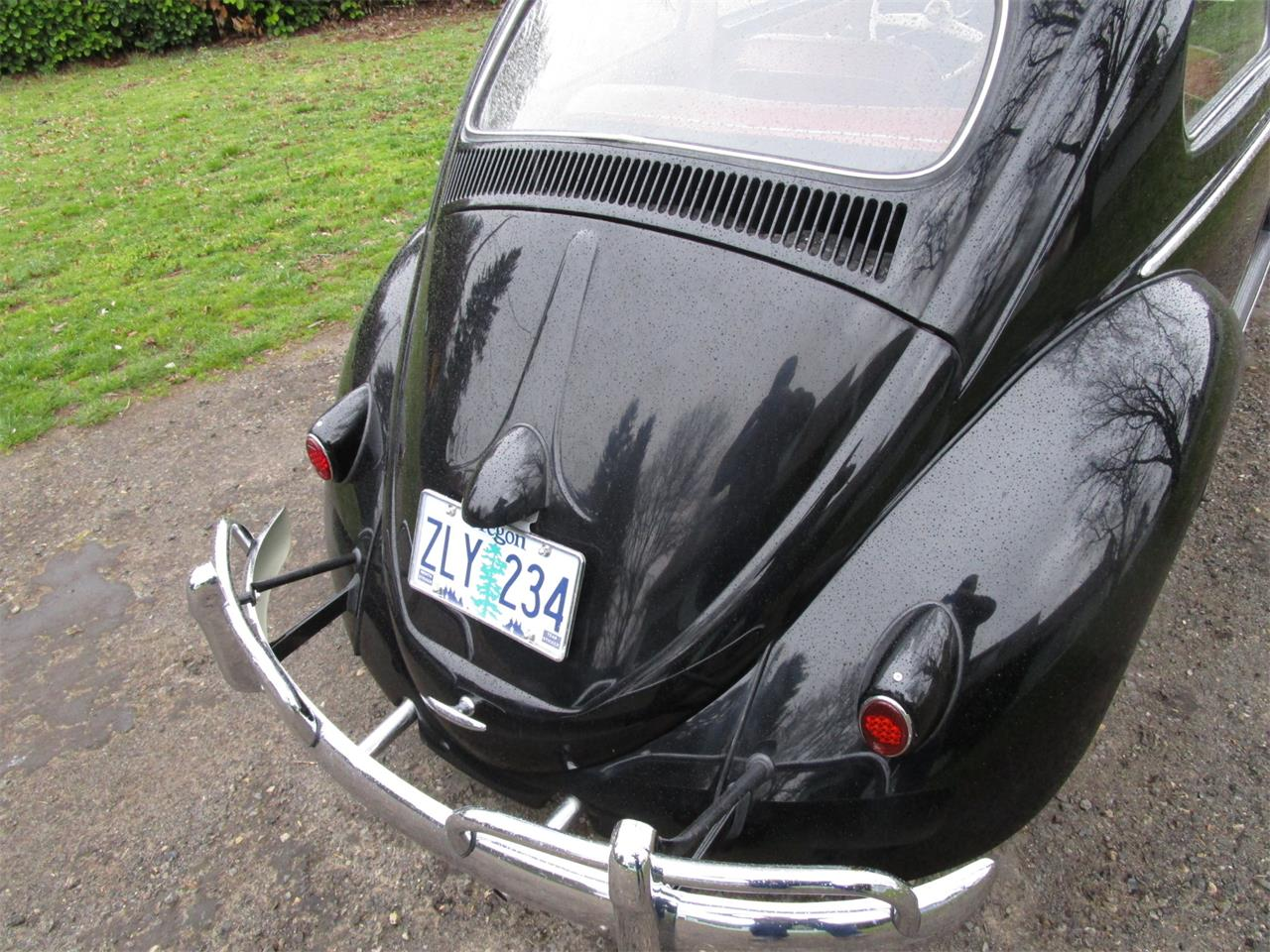 Large Picture of '59 Volkswagen Beetle Auction Vehicle Offered by Bring A Trailer - QC16