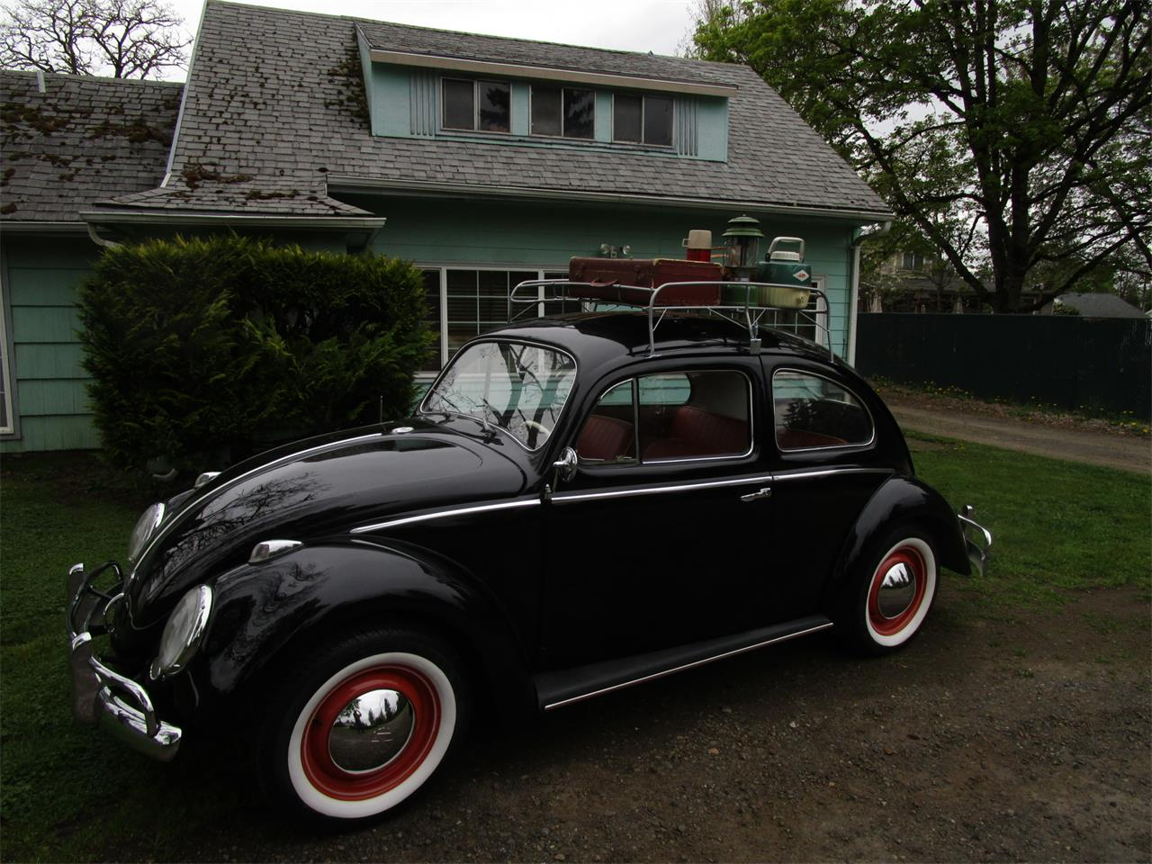 Large Picture of '59 Beetle located in Portland Oregon Auction Vehicle Offered by Bring A Trailer - QC16