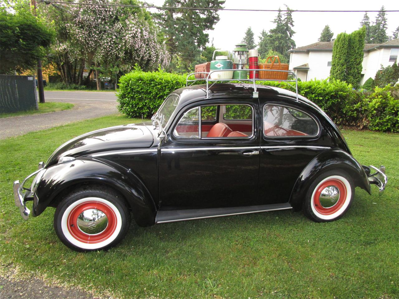 Large Picture of Classic 1959 Beetle - QC16