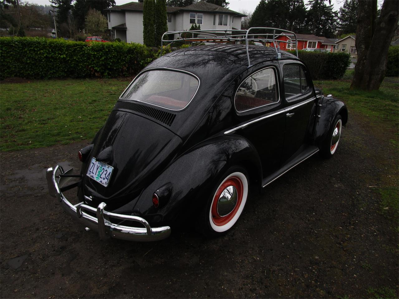 Large Picture of Classic '59 Beetle Auction Vehicle - QC16