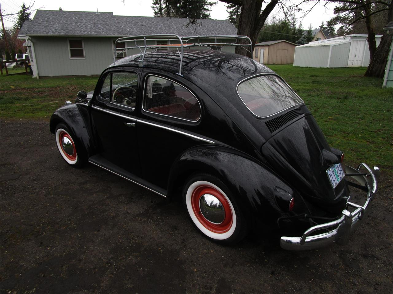 Large Picture of '59 Beetle Auction Vehicle - QC16