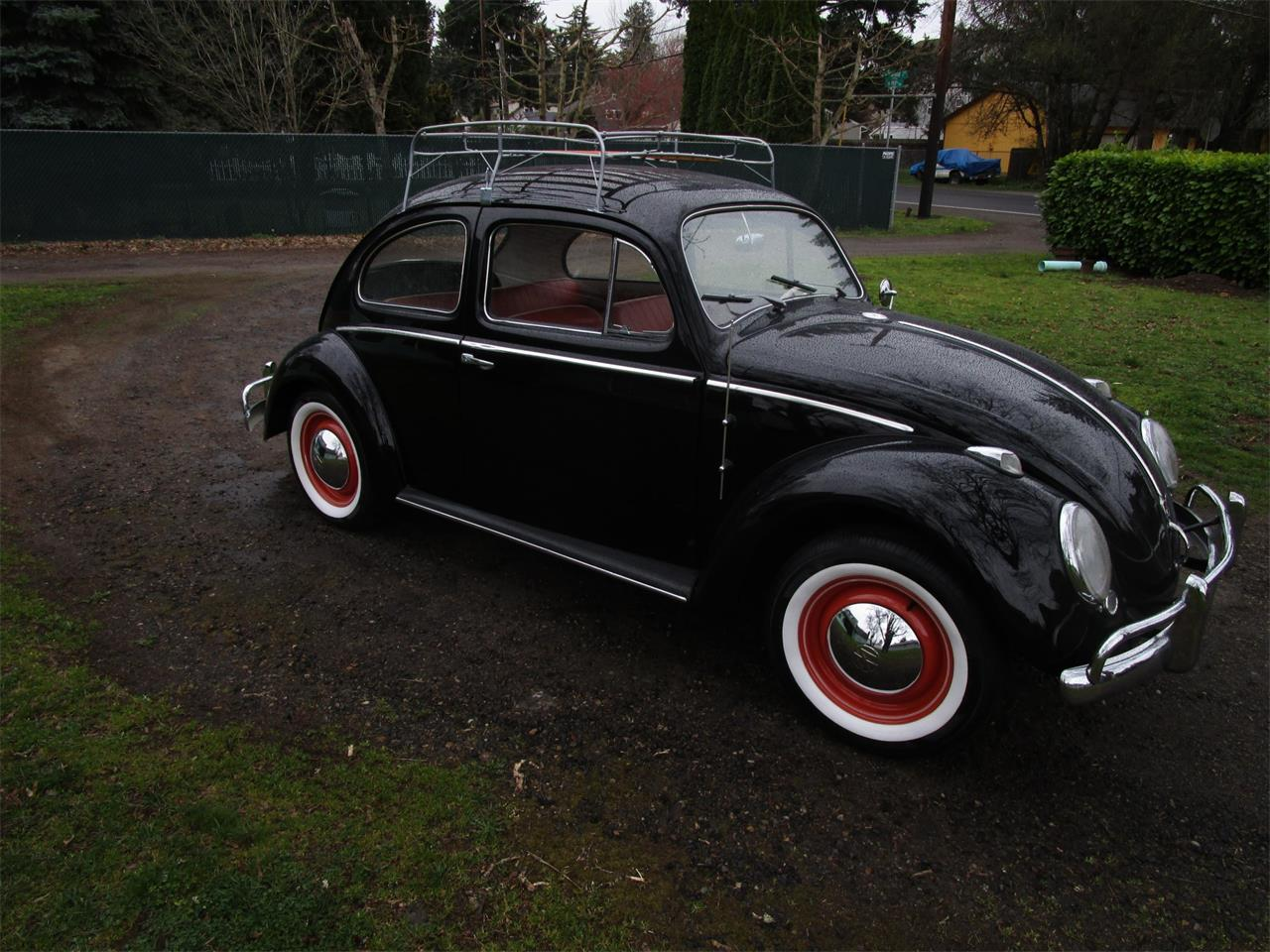 Large Picture of Classic '59 Volkswagen Beetle located in Portland Oregon - QC16
