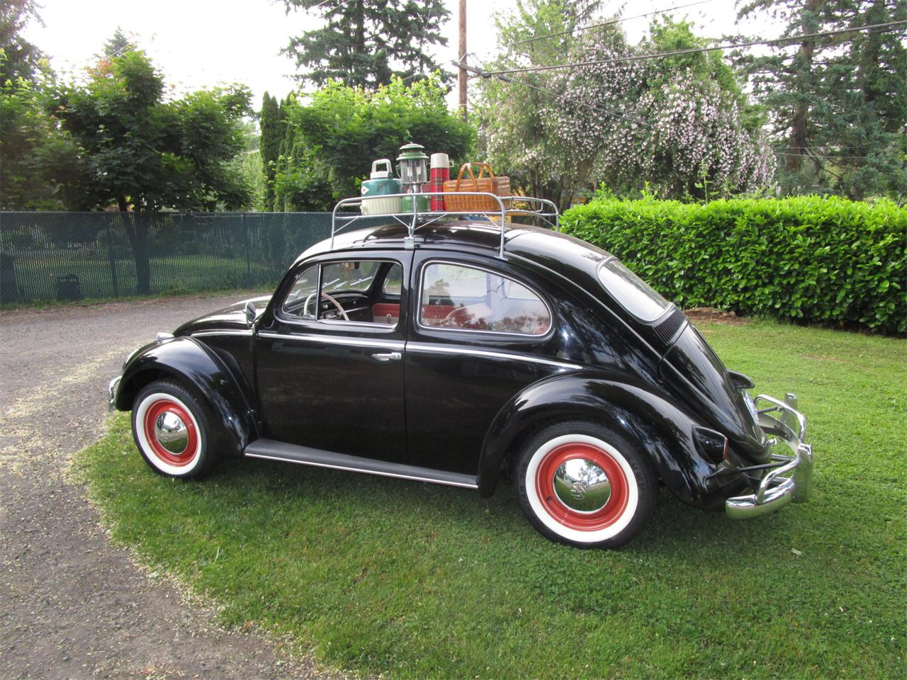 Large Picture of 1959 Beetle located in Portland Oregon Auction Vehicle Offered by Bring A Trailer - QC16