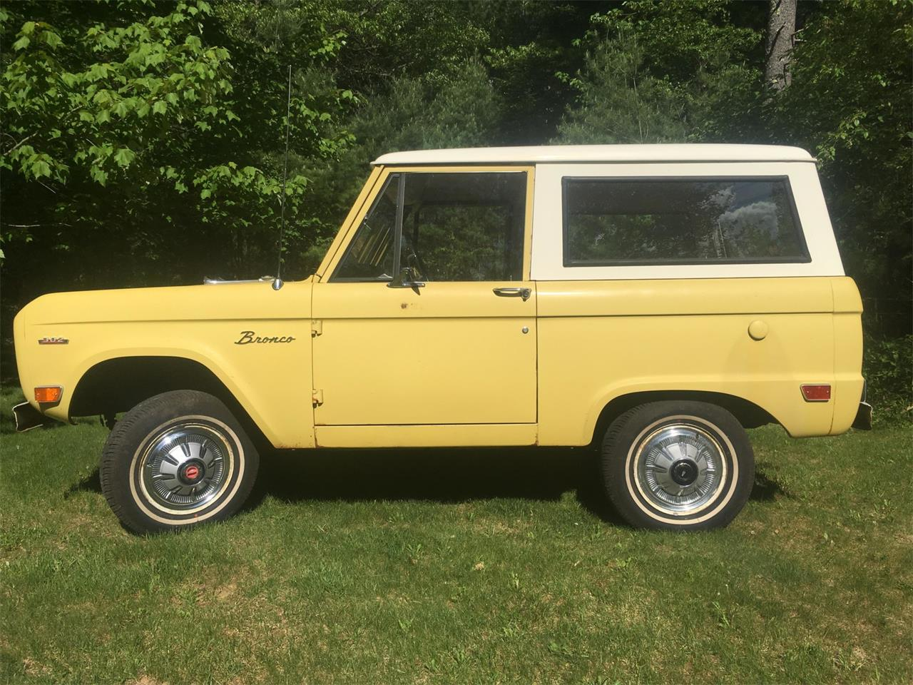Eagle River Ford >> 1969 Ford Bronco For Sale Classiccars Com Cc 1228652