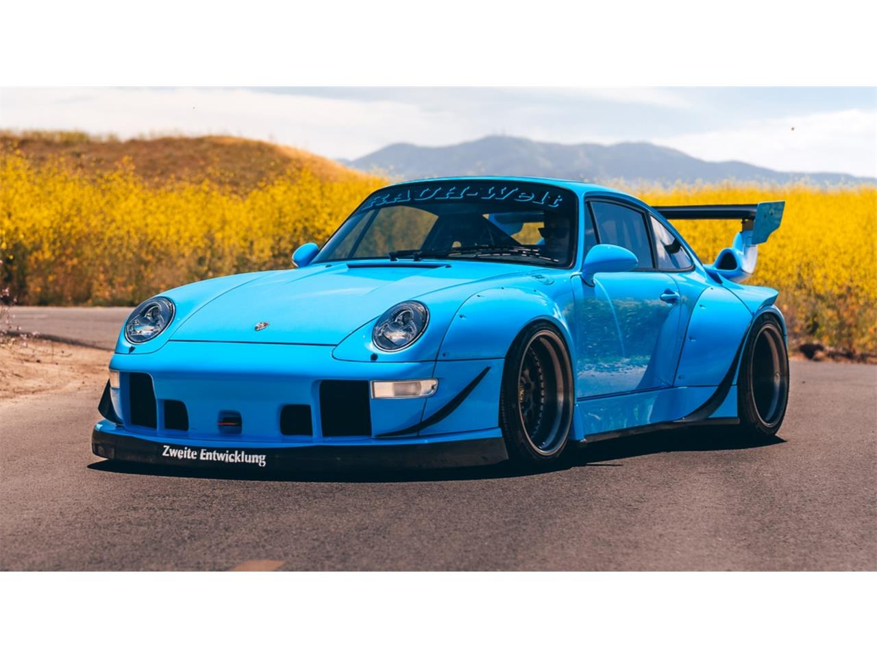 Large Picture of '95 911 - QC1H