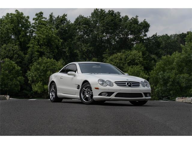Picture of '07 SL600 located in Pennsylvania - QC1I