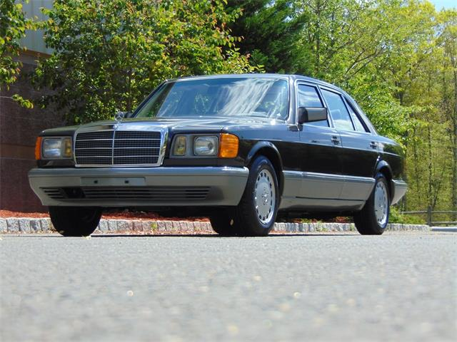 Picture of '86 300SEL located in Neptune New Jersey - QC1K