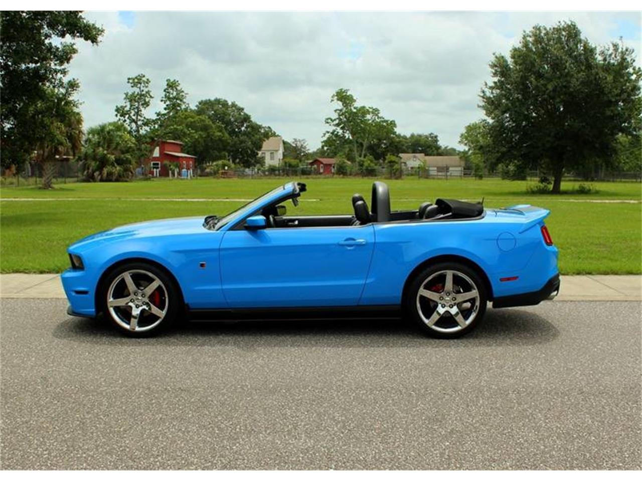 For sale 2010 ford mustang in clearwater florida