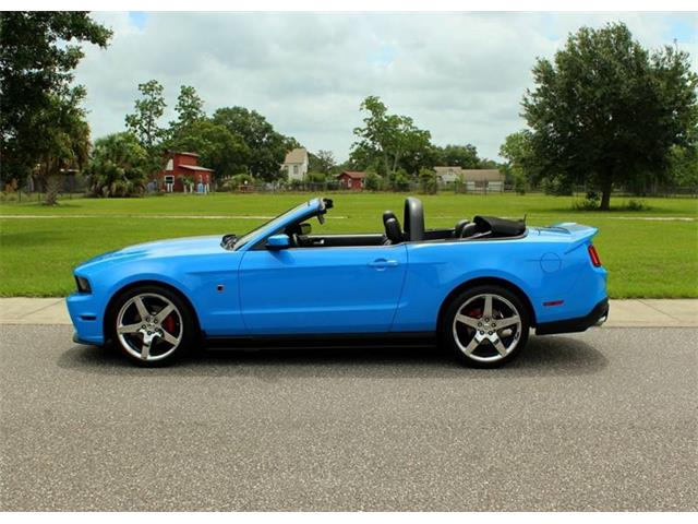 Picture of '10 Mustang - QC1Z