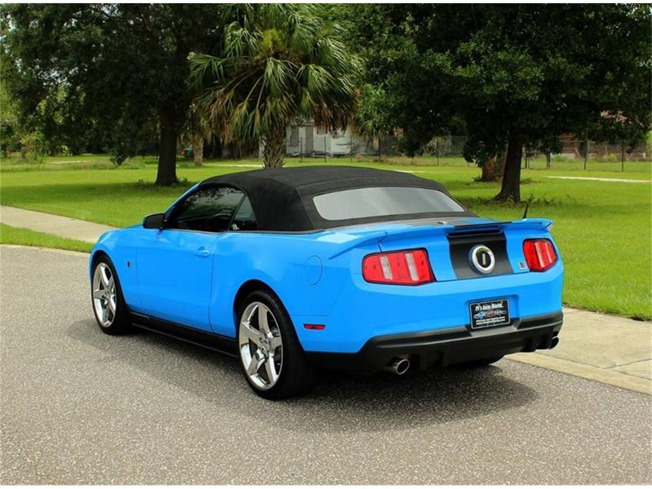 Large Picture of '10 Mustang - QC1Z