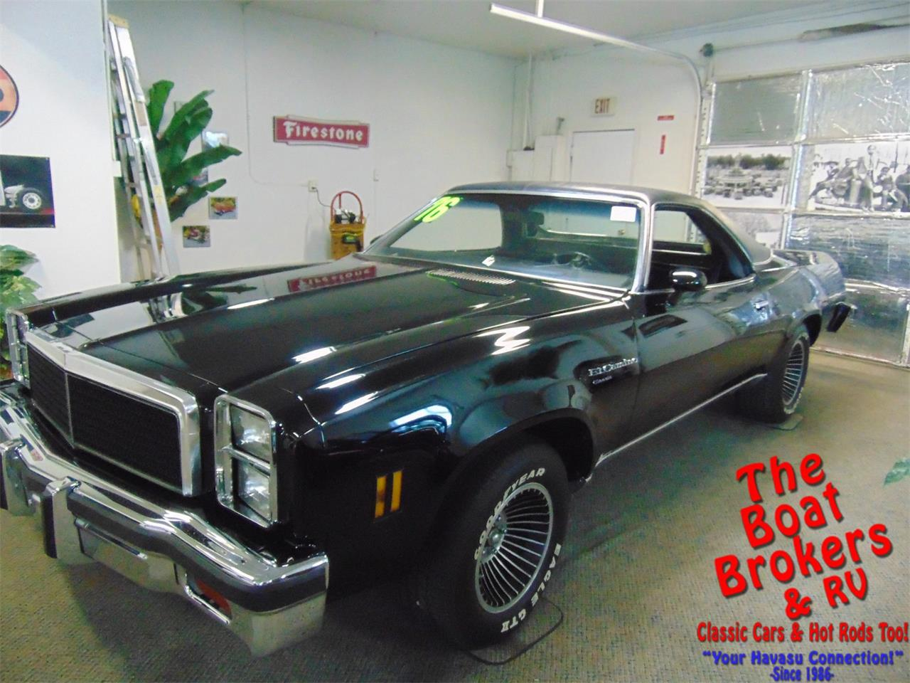 Large Picture of '76 El Camino located in Arizona - $26,995.00 Offered by The Boat Brokers - QC26