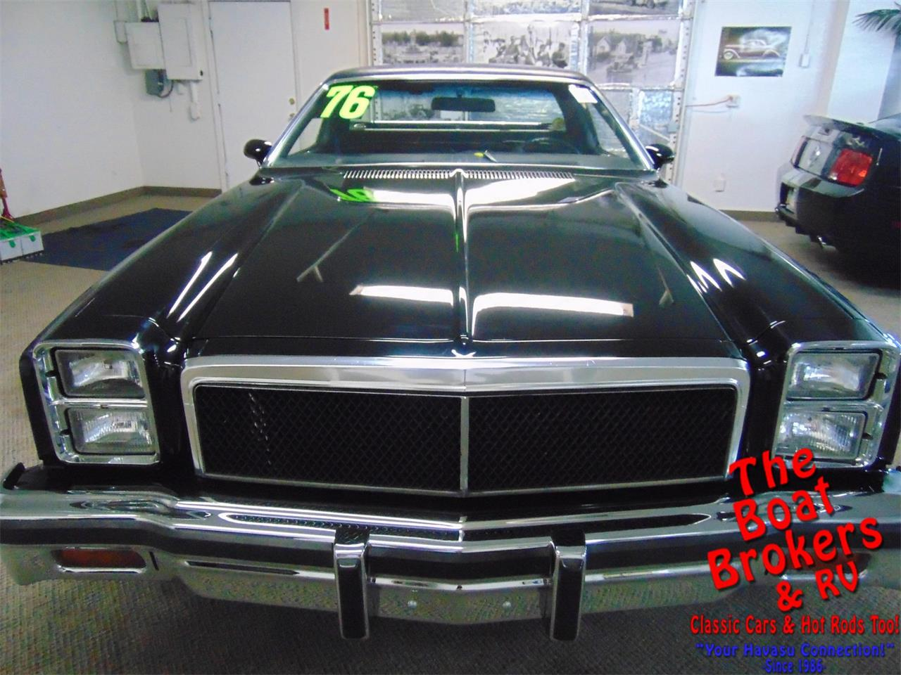 Large Picture of '76 Chevrolet El Camino - $26,995.00 Offered by The Boat Brokers - QC26