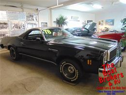 Picture of '76 El Camino located in Arizona - $26,995.00 Offered by The Boat Brokers - QC26