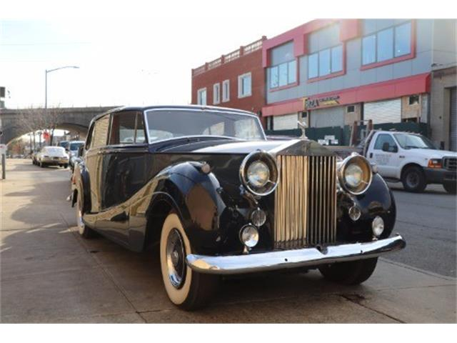 Picture of '56 Silver Wraith located in Astoria New York Offered by  - QC2H