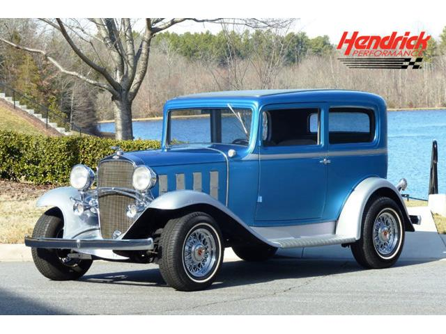 Picture of 1932 Sedan located in Charlotte North Carolina - $34,990.00 Offered by  - Q612