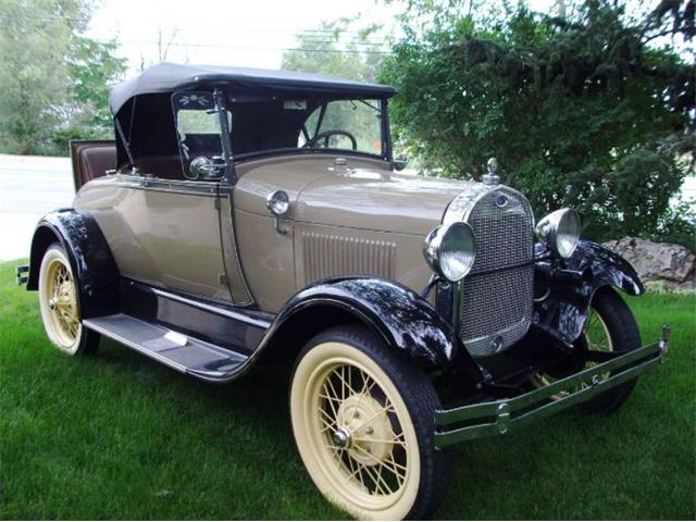 Picture of Classic 1928 Ford Model A located in Cadillac Michigan - $26,495.00 - QC2P