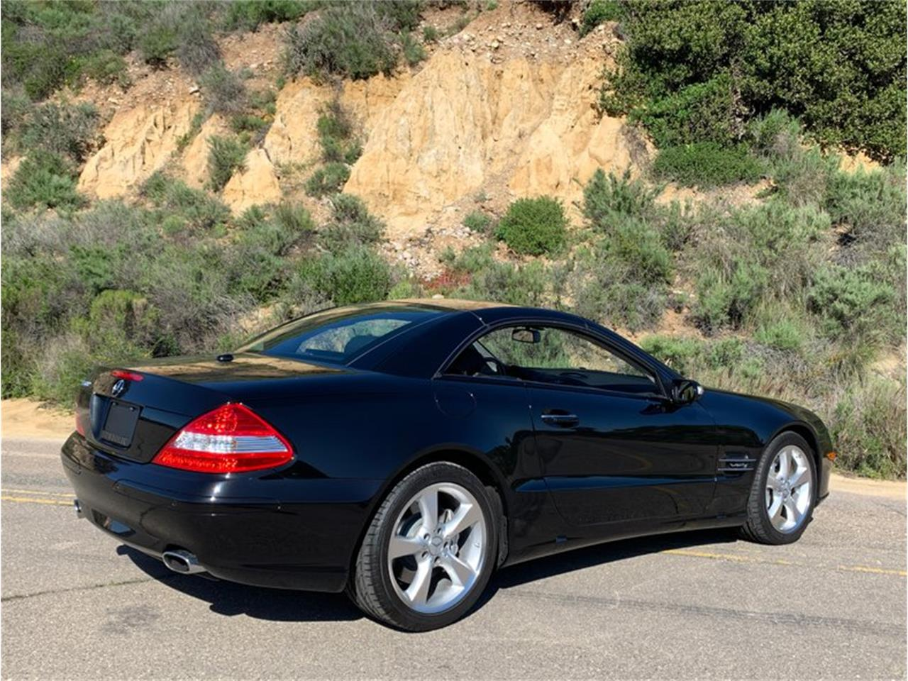 Large Picture of '07 SL600 - Q613