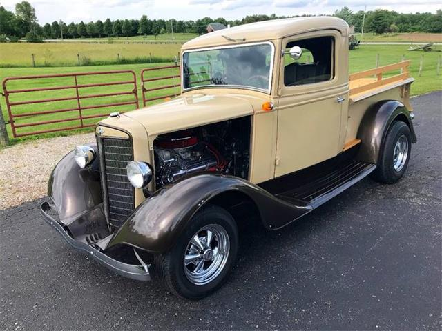 Picture of Classic '36 International Pickup Offered by  - QC32