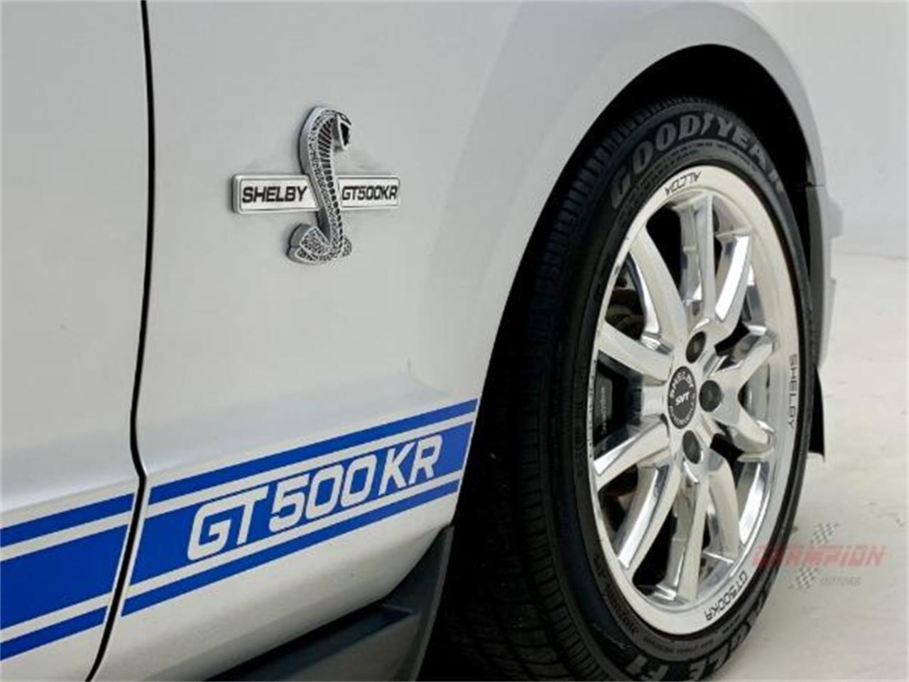 Large Picture of '09 Mustang - QC33