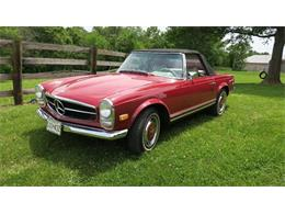 Picture of Classic 1969 Mercedes-Benz SL-Class located in Clarksburg Maryland Offered by Eric's Muscle Cars - Q614