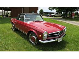 Picture of Classic 1969 Mercedes-Benz SL-Class located in Clarksburg Maryland - $55,900.00 - Q614