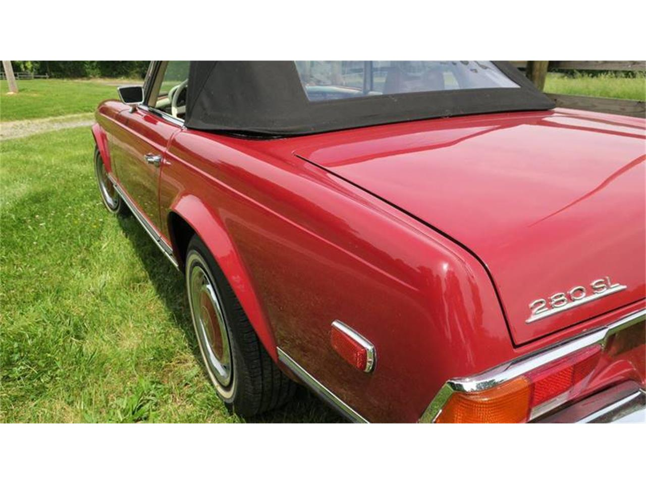 Large Picture of Classic '69 SL-Class located in Clarksburg Maryland - $55,900.00 - Q614