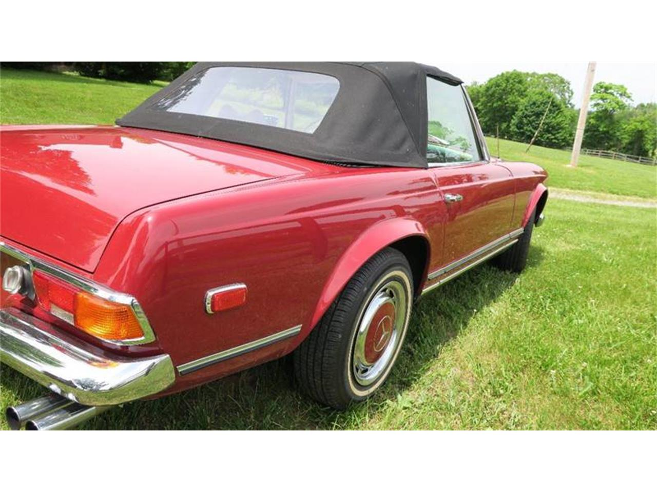 Large Picture of Classic 1969 SL-Class Offered by Eric's Muscle Cars - Q614