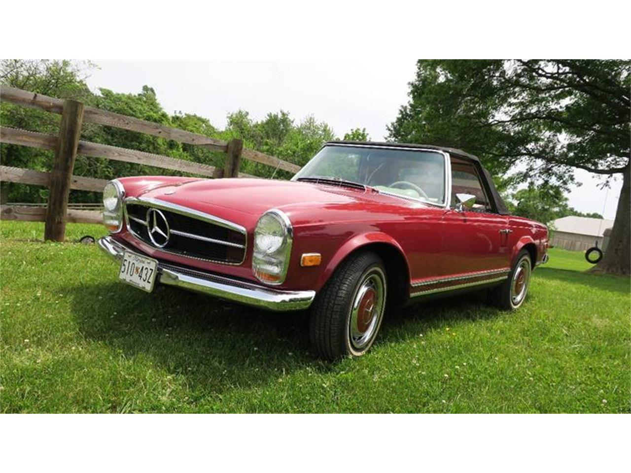 Large Picture of '69 SL-Class - Q614