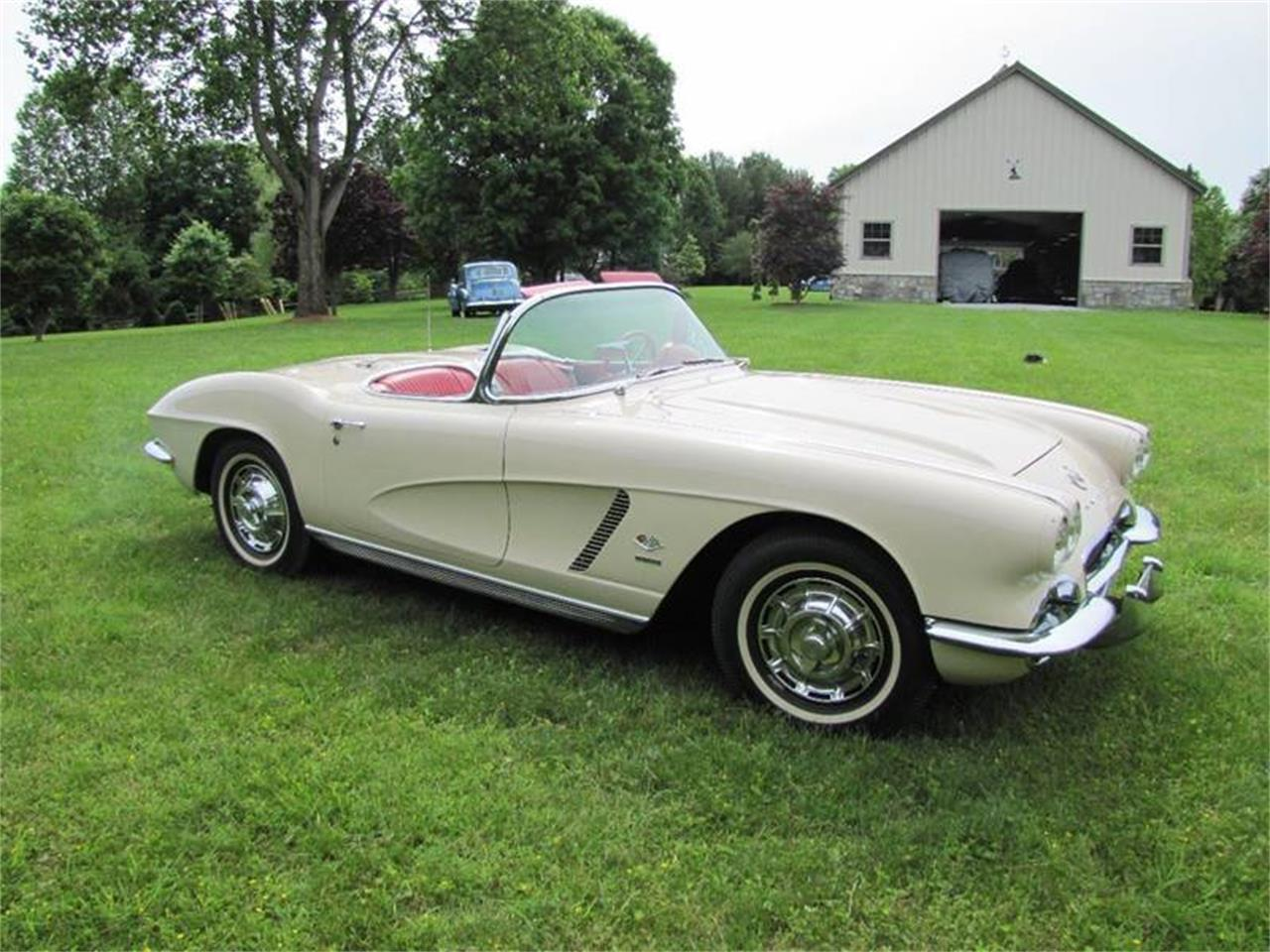 Large Picture of '62 Corvette - Q615