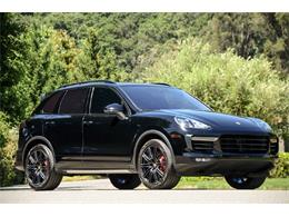 Picture of '16 Cayenne - QC3T