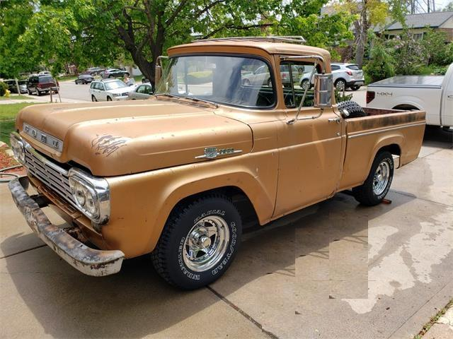 Picture of '58 Ford F100 - $7,500.00 - QC44