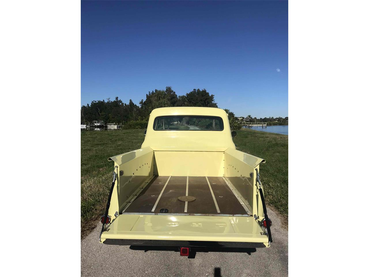 Large Picture of Classic '56 Ford F100 located in Stuart Florida Offered by a Private Seller - QC46