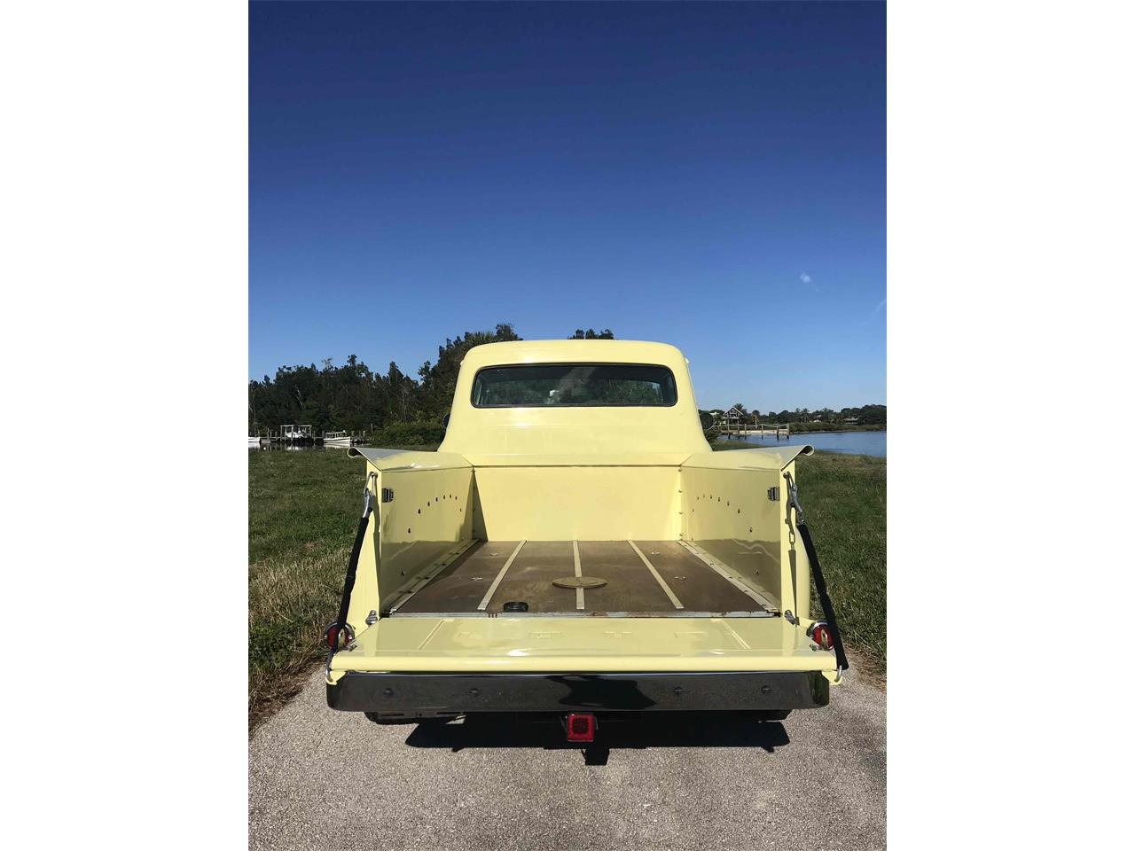 Large Picture of 1956 F100 located in Stuart Florida Offered by a Private Seller - QC46