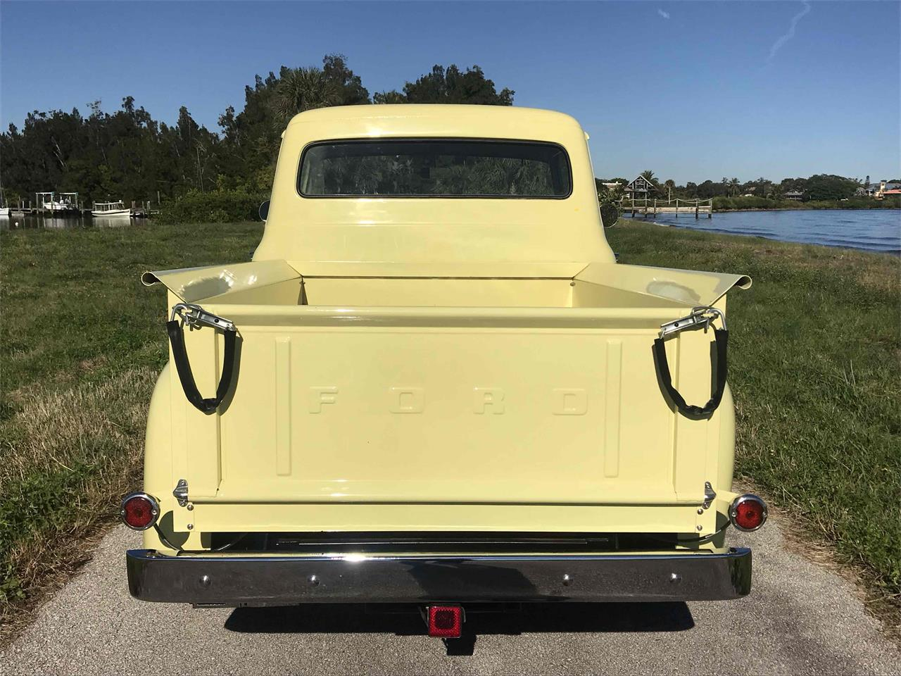 Large Picture of Classic '56 Ford F100 located in Florida - $35,000.00 Offered by a Private Seller - QC46