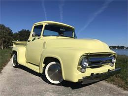 Picture of Classic '56 Ford F100 located in Stuart Florida Offered by a Private Seller - QC46