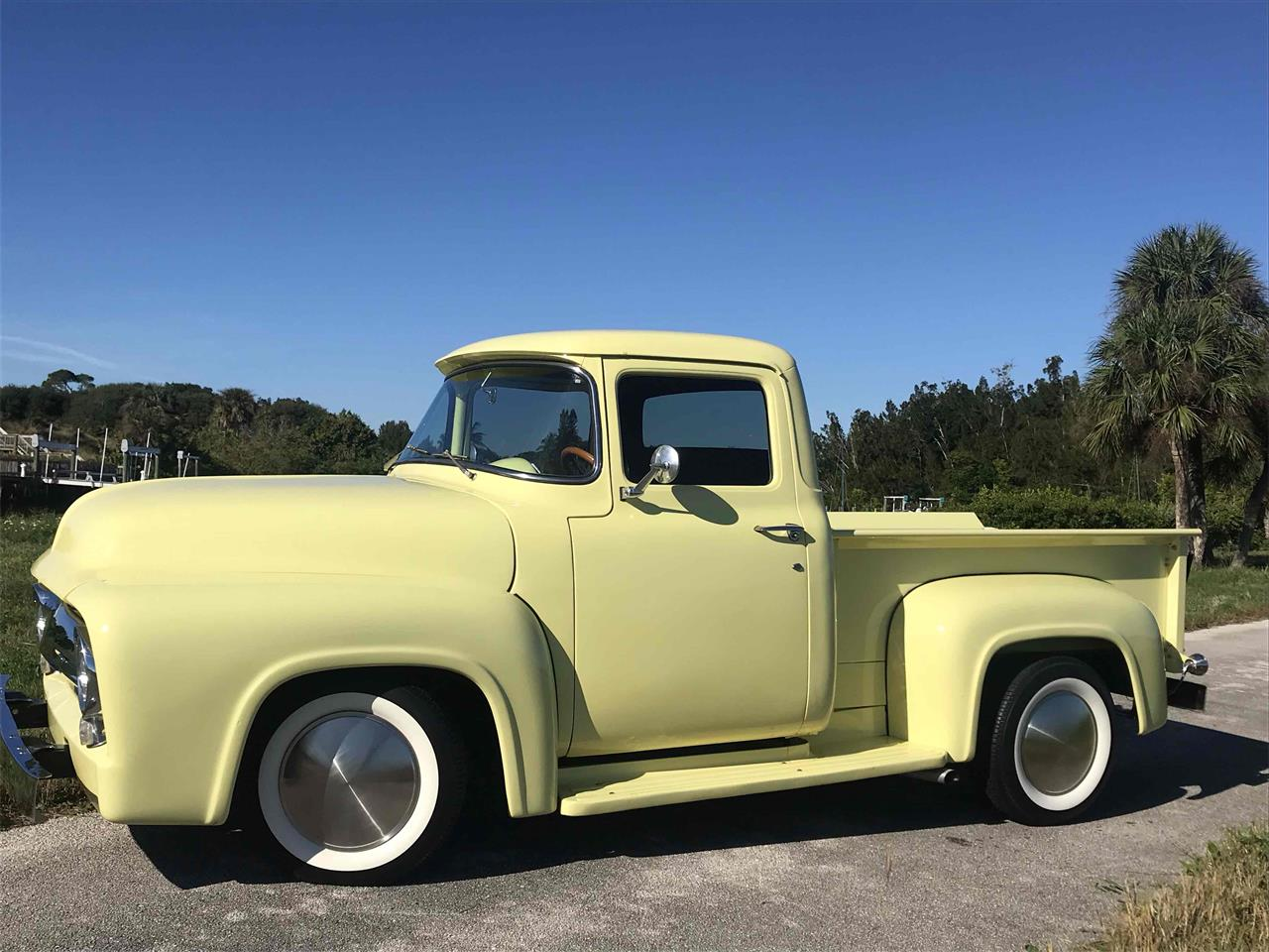 Large Picture of '56 Ford F100 - $35,000.00 - QC46