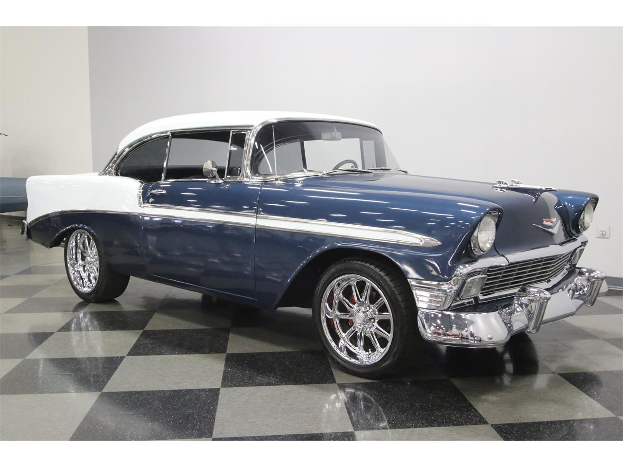 Large Picture of '56 Bel Air - QC4B