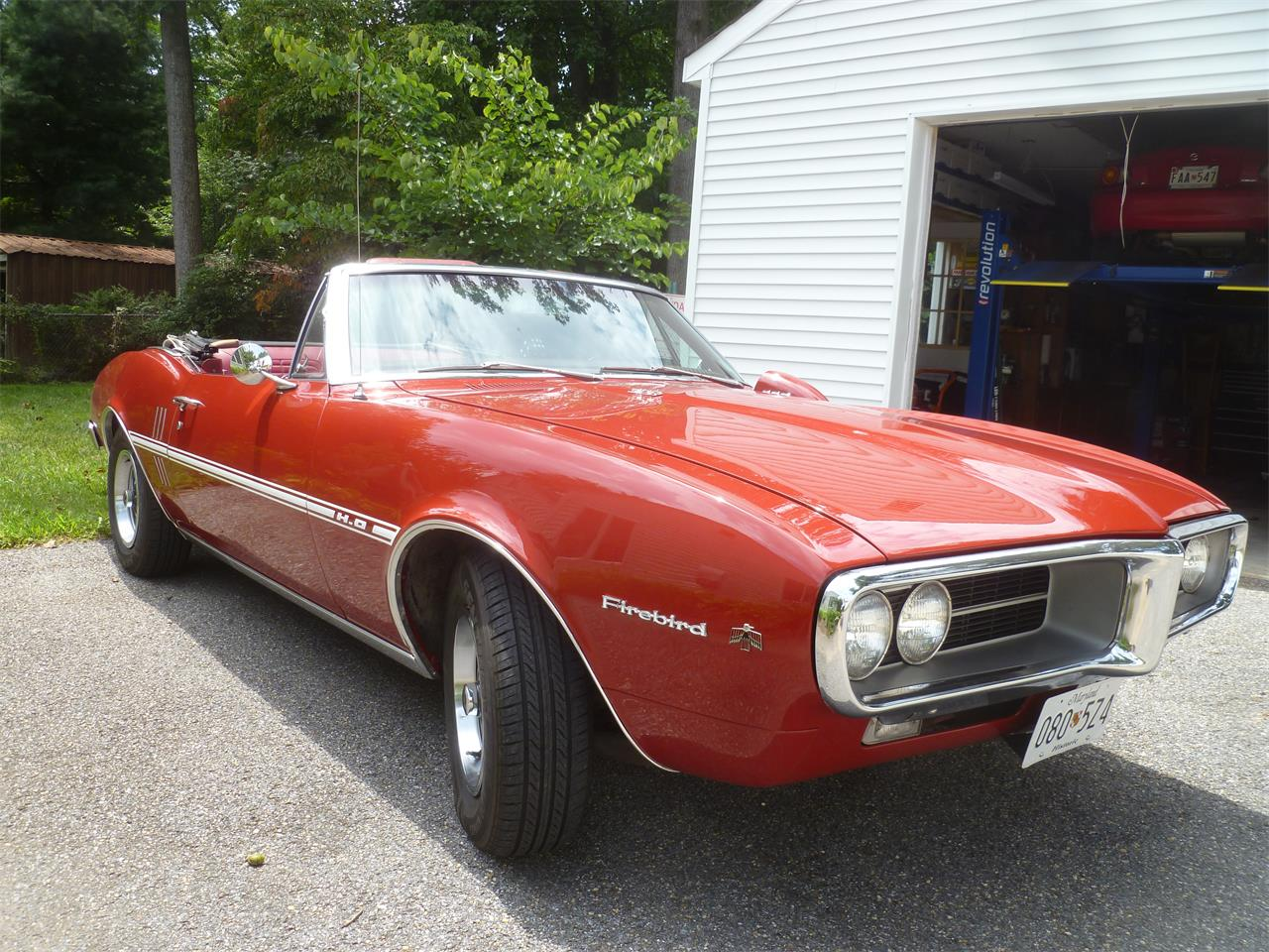 Large Picture of '67 Firebird - QC4G