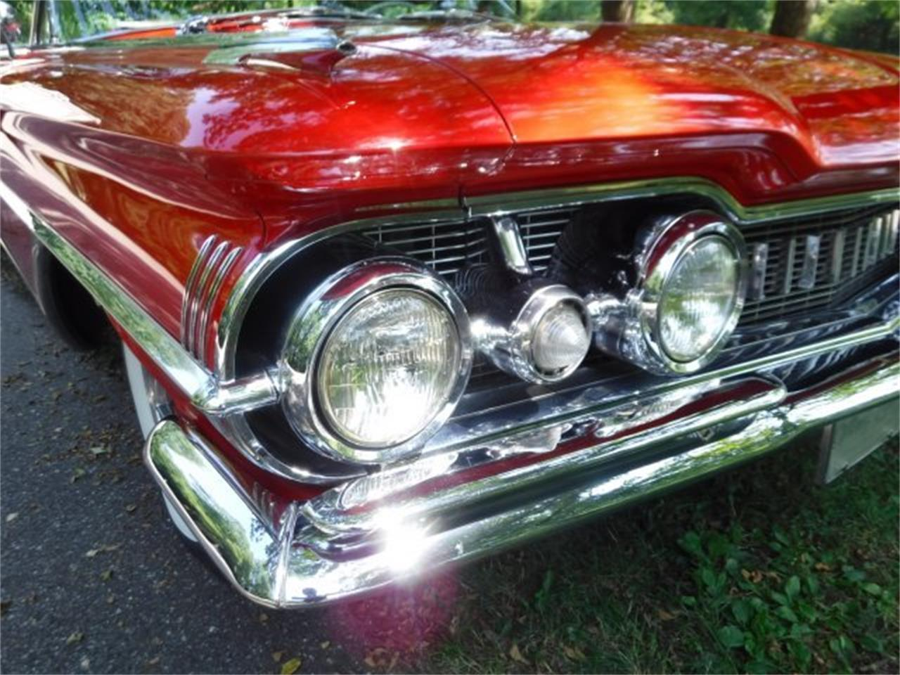Large Picture of '59 Oldsmobile 98 located in Ohio - QC4H