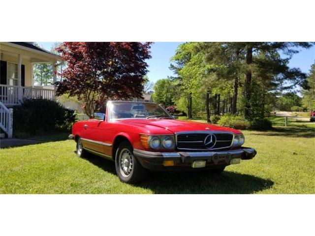 Picture of '81 380SL - QC4L