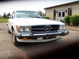 Picture of '88 Mercedes-Benz 560SL located in Ohio - $22,500.00 Offered by Historical Motors - QC4P