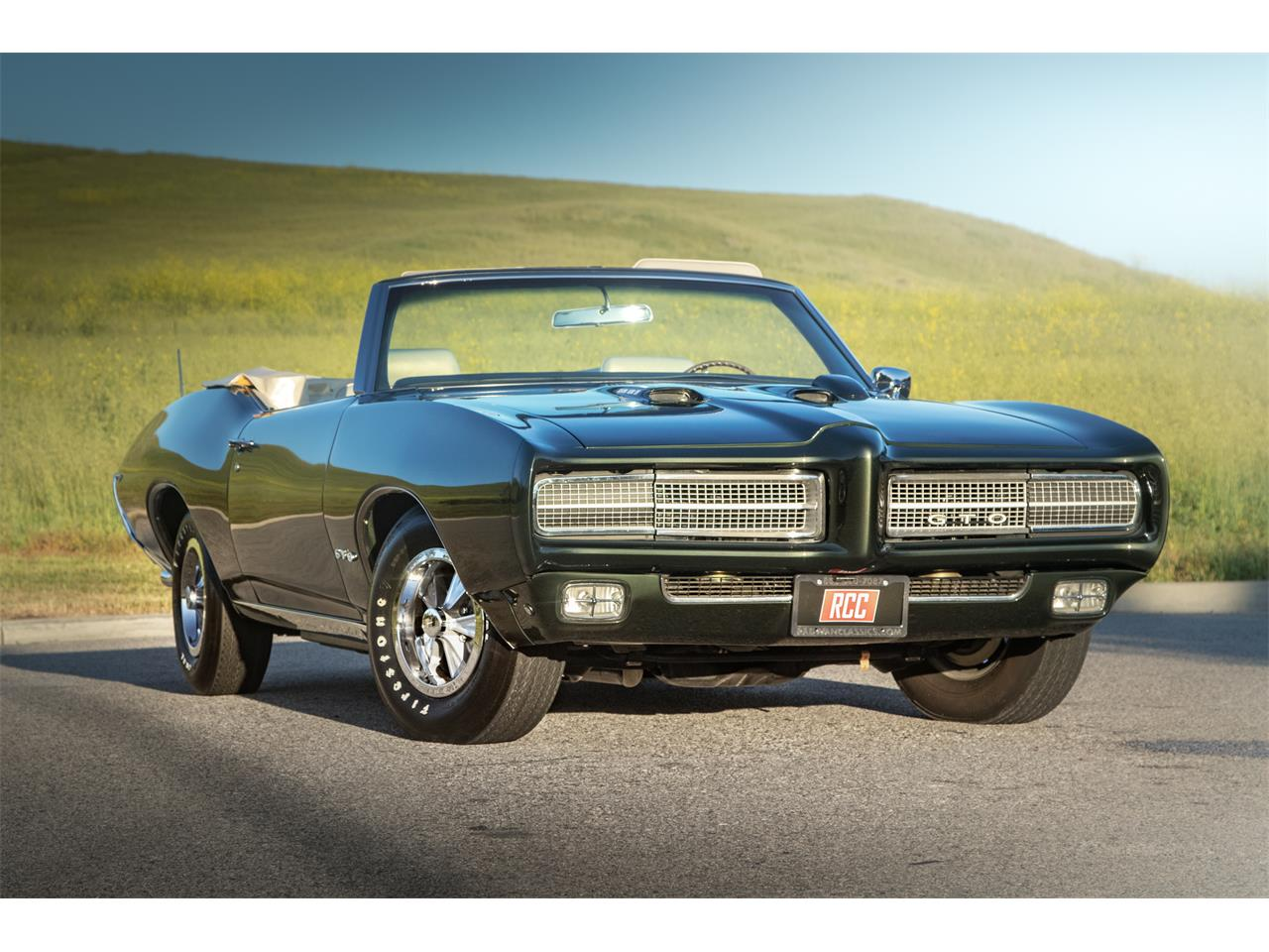Large Picture of 1969 Pontiac GTO - QC4S