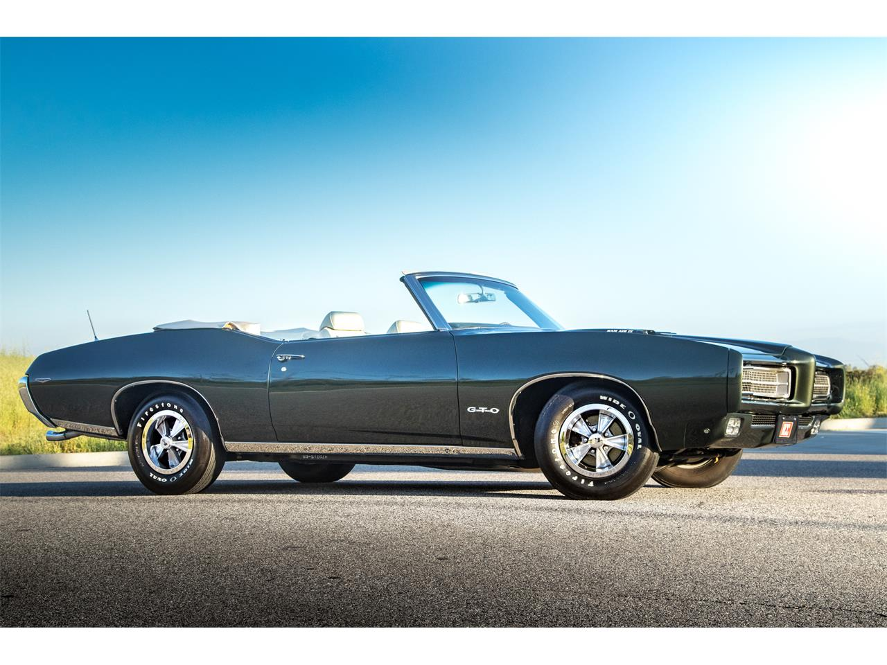 Large Picture of 1969 Pontiac GTO located in California - QC4S