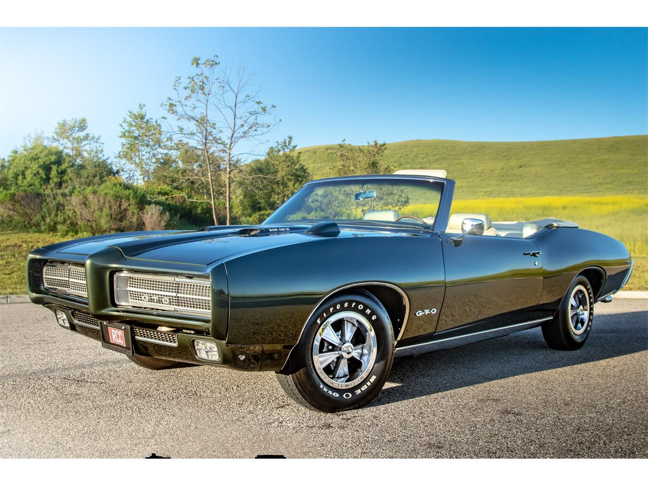 Large Picture of 1969 GTO - $189,900.00 Offered by Radwan Classic Cars - QC4S